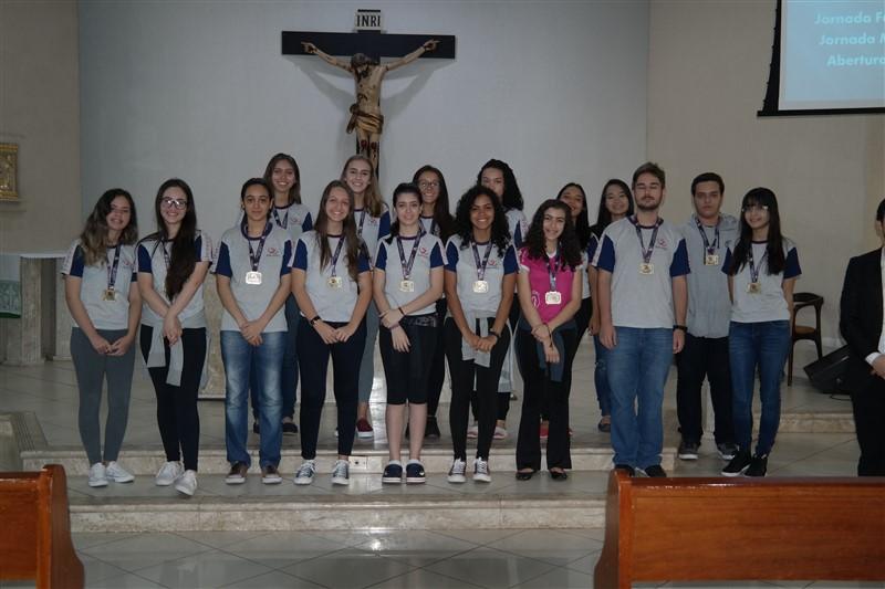 Ensino Médio participa do primeiro bom dia do ano